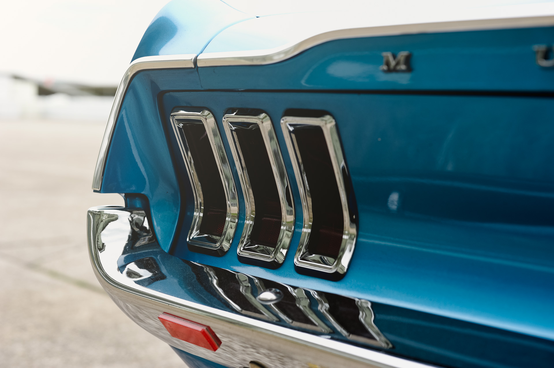 Ford Mustang Fastback 1968 THG